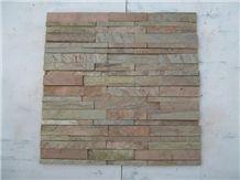 Copper Slate Cultured Stone Tiles Bem03