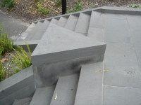 Blue Stone Edging / Steps