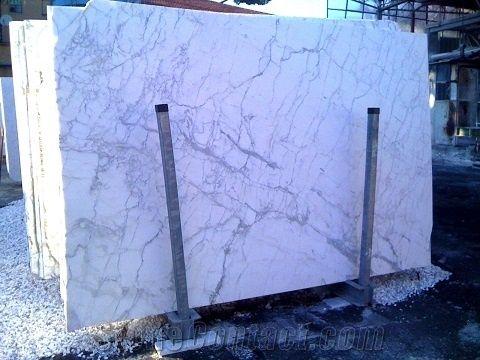 Statuarietto Statuario Extra Statuario Venato Marble Slab