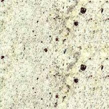 Kashmir White Granite Slabs & Tiles, polished granite flooring tiles, wall covering tiles