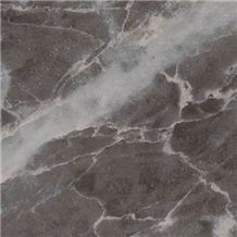 Moncervetto Marble Tile, Italy Grey Marble