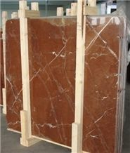 Red Collemandina Marble Slabs, Rosso Collemandina Red Marble