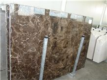 St. Croix Brown Marble Slab