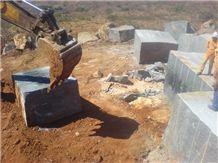 Eagle Blue Granite Blocks,South Africa Black Granite