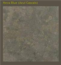Nova Blue (Azul Cascais) Limestone Tiles