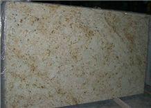 Colonial Gold Granite Slab, India Yellow Granite