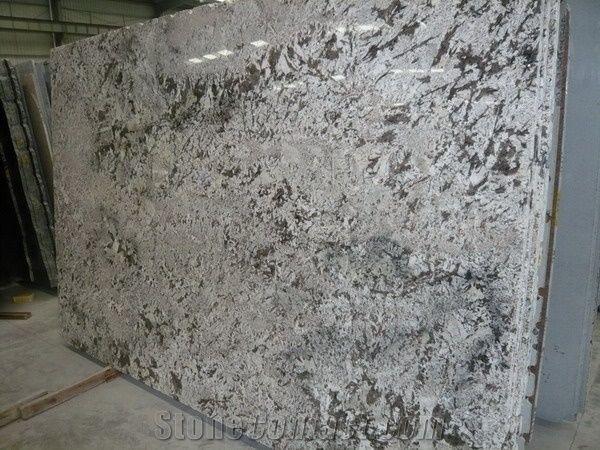 Bianco Antique Granite Slab Brazil