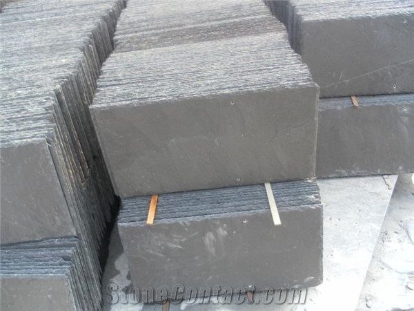 Natural Split Roof Slate Tile Grey Slate Roof Tiles China