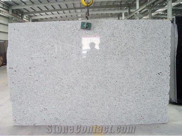 Galaxy White Granite Slab India White Granite From China