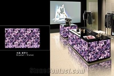 Amethyst Countertops From China Stonecontact Com