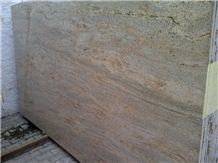 Imperial Gold Granite Slabs, India Yellow Granite