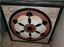 Flooring Mosaic Pattern Medallion