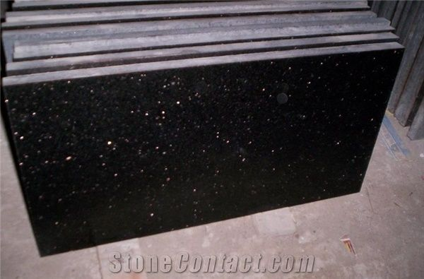 black galaxy granite star galaxy granite from india. Black Bedroom Furniture Sets. Home Design Ideas