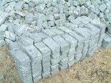 Kuppam Grey Cubes, Grey Cobble, Kuppam Grey Granite Cube Stone, Kuppam ; Cobble, Kuppam Cube Grey Granite Cube Stone