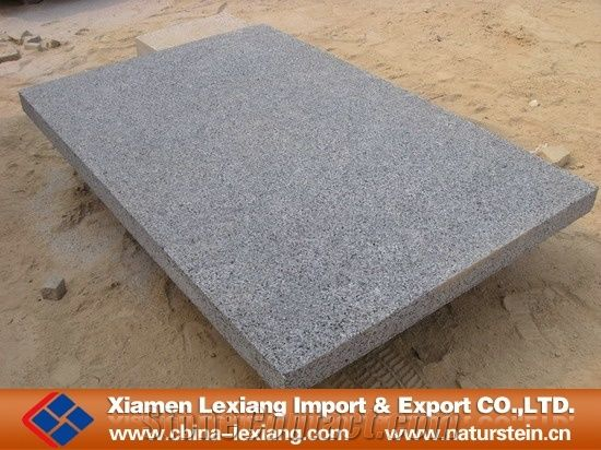 G654 Padang Dunkel Flamed Thick Tile G654 Granite Slabs