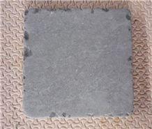 Belgian Blue Stone Tumbled Tile