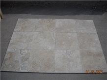 Durango Travertine Tiles, Mexico Beige Travertine