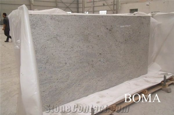 Kashmir White Granite Kitchen Countertop From China 151700