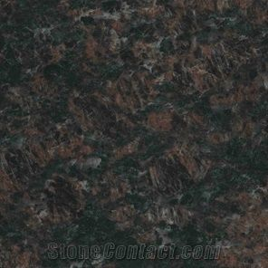 Cranberry Brown Granite From United States Stonecontact Com