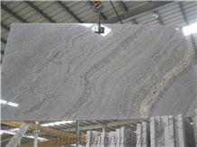 Silver River, India White Granite Slabs & Tiles