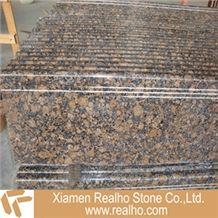 Baltic Brown Granite Steps