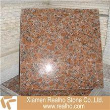 G562, Maple Red Slab & Tile, Maple Red Granite Tiles