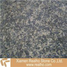 Leopard Skin Flower Granite Tiles, China Brown Granite