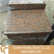 Maple Red Granite,g562 Granite