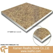 Marble Composite Tile,marble Compound