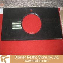 Shanxi Black Vanity Top, Shanxi Black Granite Vanity Top