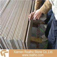 Sinal Pearl Beige Marble Stair Tile
