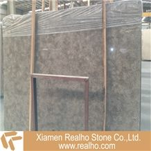 V-grey Dark Grey Marble Slab