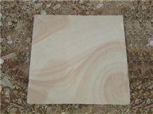Kota Desert Sandstone, India Beige Sandstone Slabs & Tiles