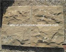 Mushroom Stone Yellow Sandstone