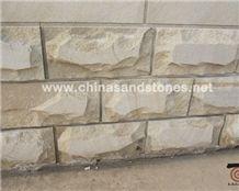 Mushroom Stone-06 White Sandstone