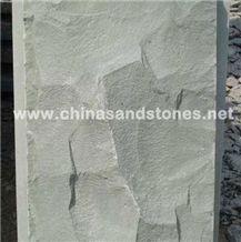 Mushroom Stone-08 Grey Sandstone