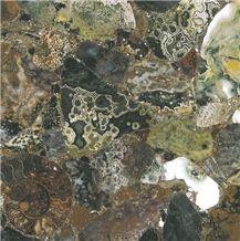 Ocean Jasper Semiprecious Stone