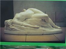 China White Marble Statue, White Marble Statues