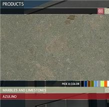 Azulino Maceira, Portugal Blue Limestone Slabs & Tiles