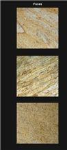 Miracema Amarela, Brazil Yellow Quartzite Slabs & Tiles