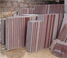 Ruby Red Granite Slabs & Tiles, India Red Granite