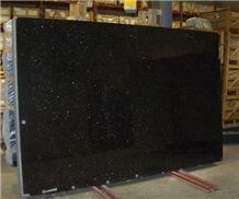 Granite Slabs, Black Galaxy Granite