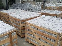 Granite Cobble Stone (granite Cube), Shirkouh Yazd Grey Granite