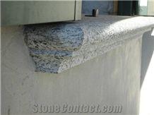 Serizzo Antigorio Passo Window Sill, Grey Granite Window Sill