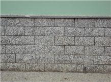 Serizzo Formazza Wall Stone, Grey Granite