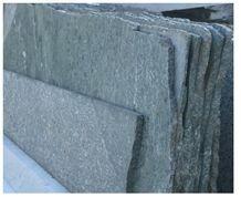 Granit Verde Oropa Slabs, Italy Green Granite