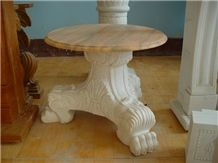 Stone Furniture, Interior Stone Products