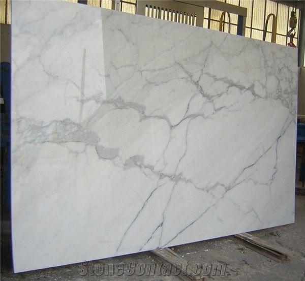 Carrara White Marble Slabs From China 183870