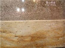 Golden Glory Granite Kitchen Worktops