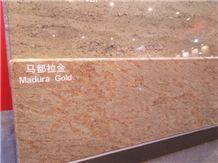 Madura Gold Granite Countertops